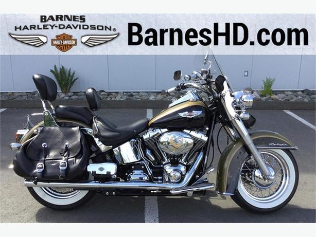 2007 Harley-Davidson® FLSTN