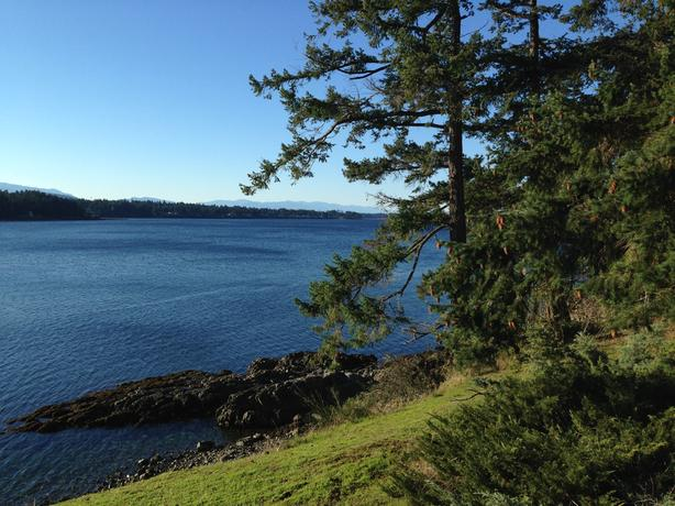 OCEANFRONT on Vancouver Island