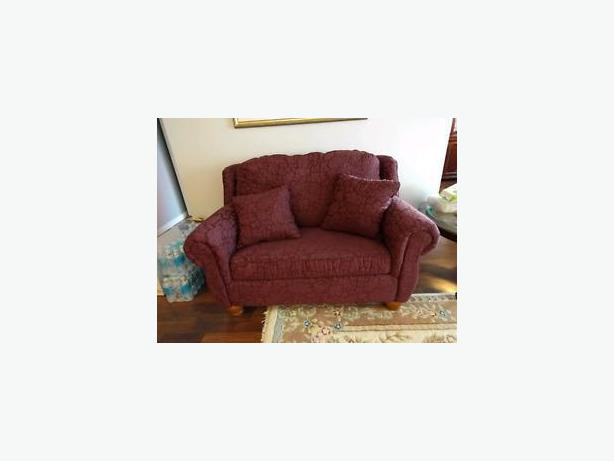 """MOVING SALE"" LOVESEAT SOFABED"