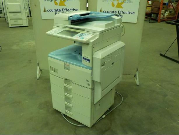 Ricoh Aficio MP2550SP Black And White Photocopier