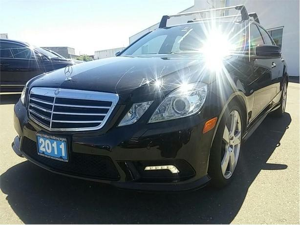 2011 Mercedes-Benz E-Class E350 Blue TEC  Luxury and Economy ! Diesel !