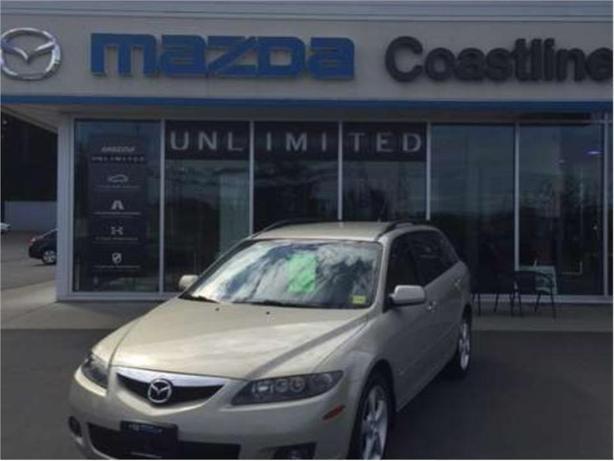 2006 Mazda Mazda6 GS-V6