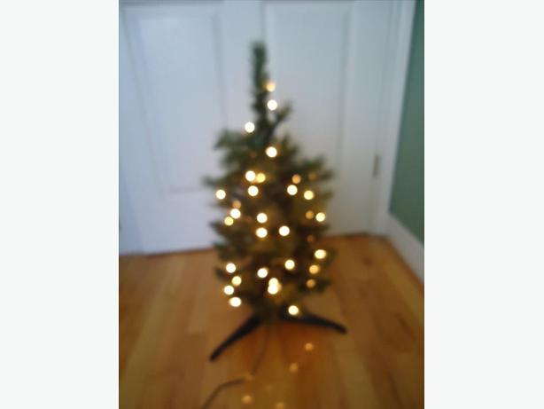 Holiday Collection Two Foot Christmas Tree