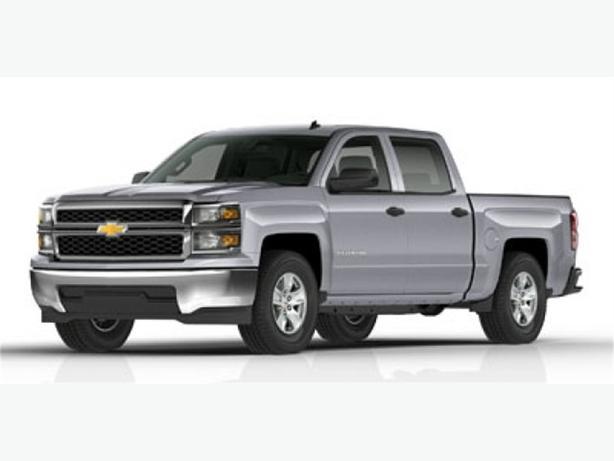 2014 Chevrolet Silverado 1500 LT w/ 2LT Locking Rear Differential