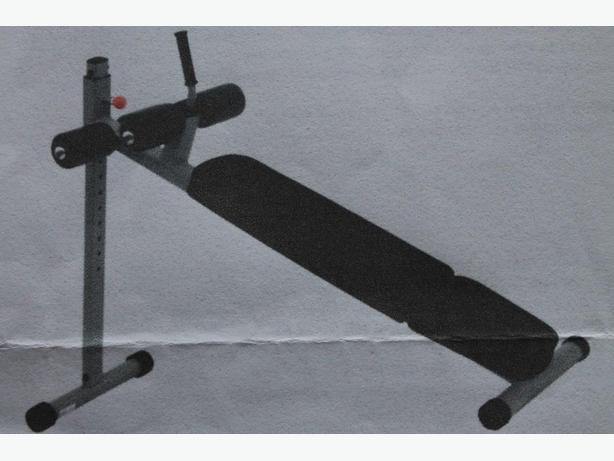 12 Position Ergonomic Adjustable Decline AB Bench