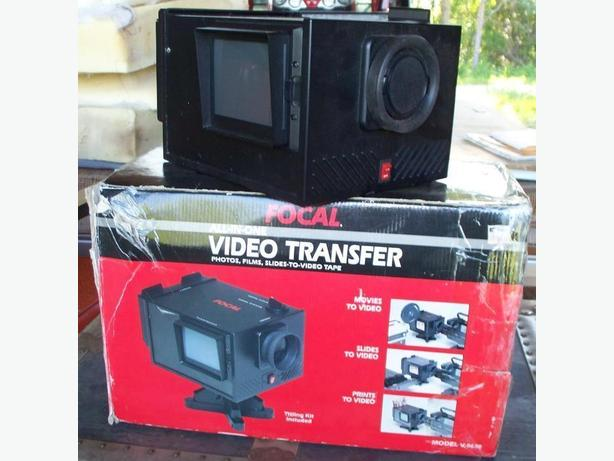Video Transfer Machine