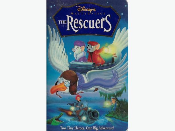 Disney's The Rescuers Movie