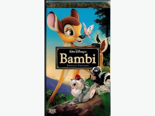Disney's Bambi Movie