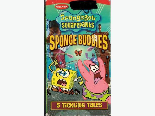 Spongebob Squarepants Sponge Buddies Movie