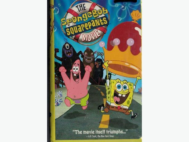 Spongebob Squarepants The Movie Movie