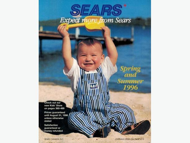 Sears Catalogue – Spring + Summer 1996