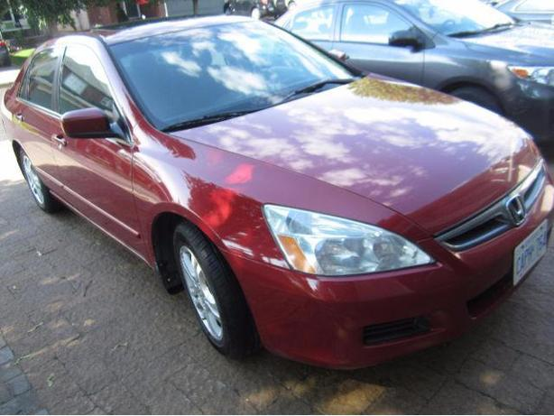 2007 SE Honda Accord Sedan For Sale