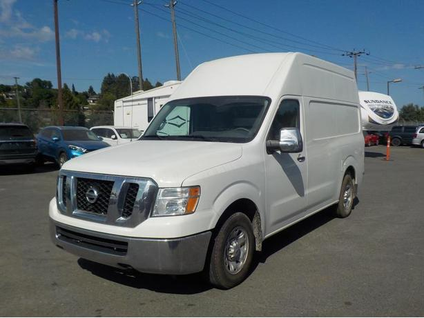 2014 Nissan NV Cargo 2500 HD S V6 High Roof with Rear Shelving