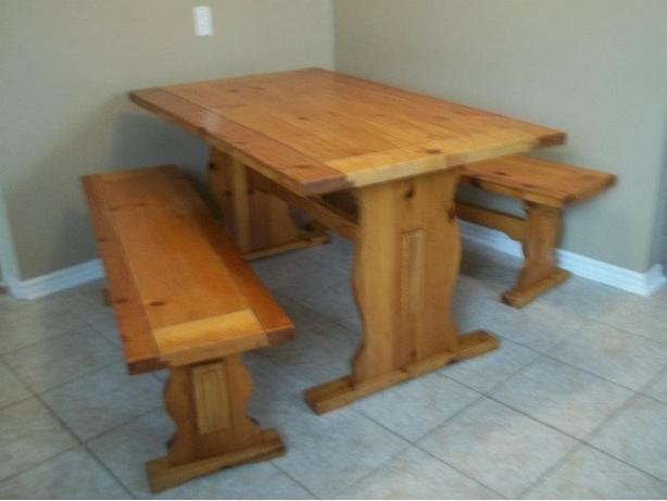 Picnic Style Table & Benches