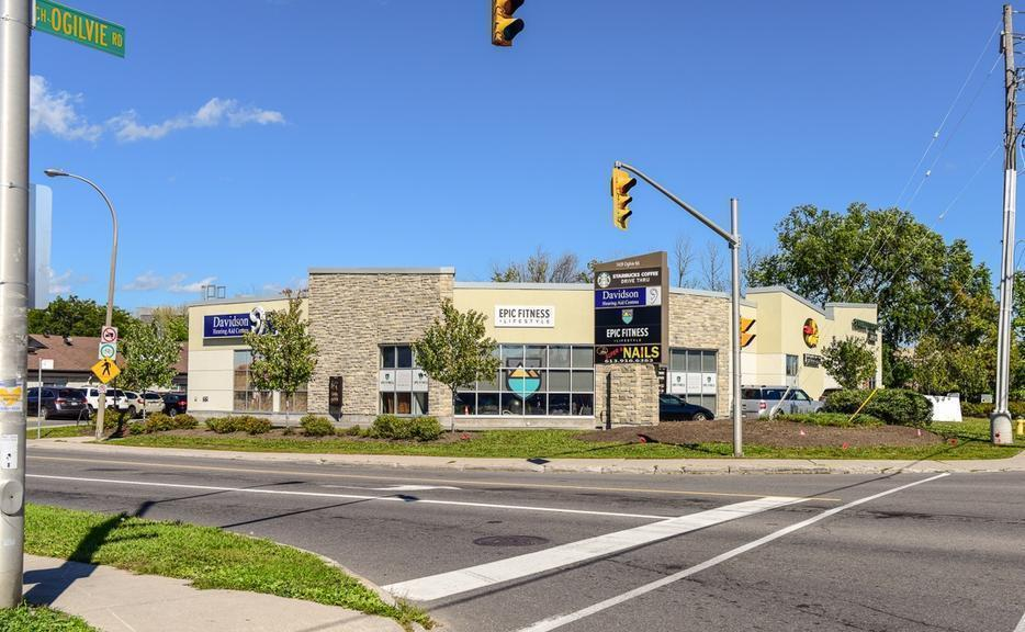 Retail space for lease at 1459 ogilvie road gloucester ottawa for 100 taunton terrace oshawa
