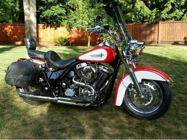 Harley Davidson Seattle >> Log In Needed 9 500 Harley Davidson Motorcycle For Sale Police Special Tacoma Seattle