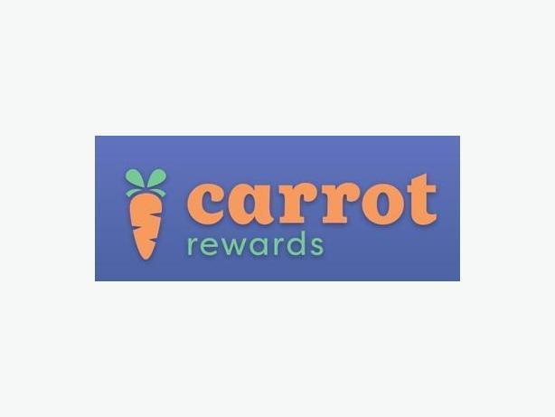 Carrot Rewards! Free Loyalty Program Points!