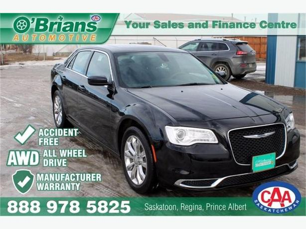 2016 Chrysler 300 Touring - Mfg Warranty, Accident Free