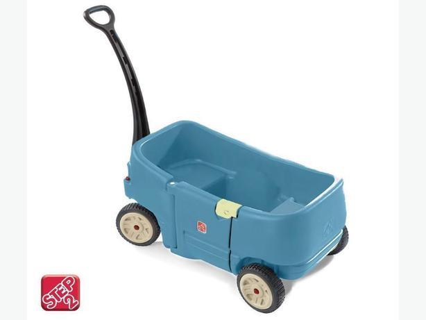 Wagon ~ Step2