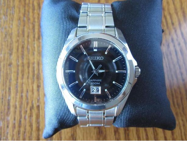 Men's Seiko Watch