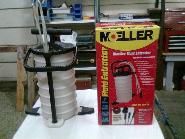 Moeller 7.0l Fluid Extractor
