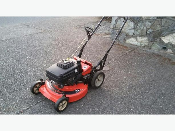 Engines category lawnmowers garden tools in victoria bc for Gardening tools victoria bc