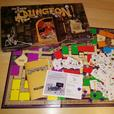 Classic 1989 The New Dungeon Board Game - 100% Complete