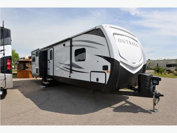 2018 KEYSTONE RV OUTBACK TT 335CG