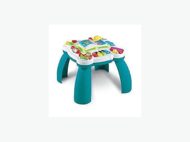 activity table ,leap frog groove musical w/legs
