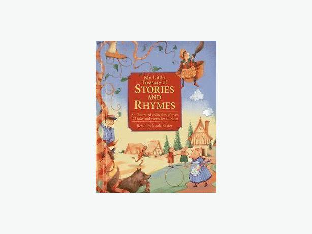 Stories & Rhymes  book