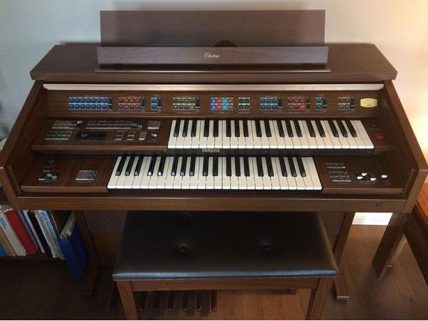FREE: Yamaha Electone Organ