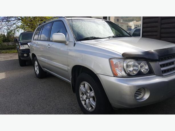 Toyota Highlander $6950