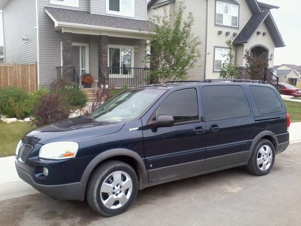 2006 Pontiac Montana SV6 EXT Minivan MINT!!!!! LOW KM!
