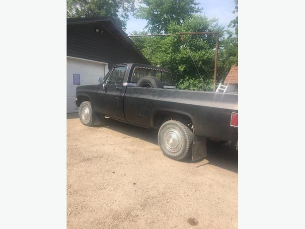 1984 GMC truck