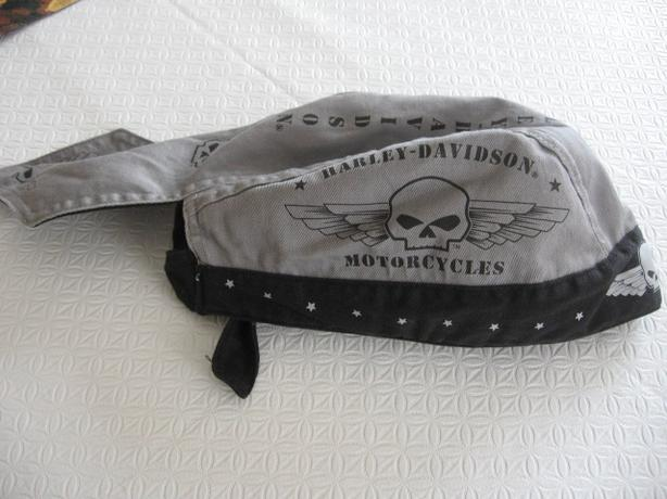 Harley Davidson Cotton Skull Cap in great condition