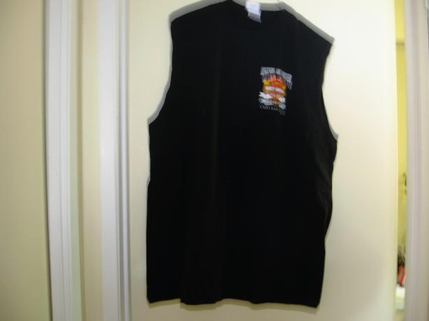 Harley Davidson Cotton Muscle Shirt  - Size XL
