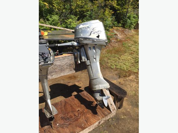 8hp honda long shaft 4 stroke
