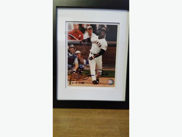 Baseball Pic -Barry Bonds/ Giants