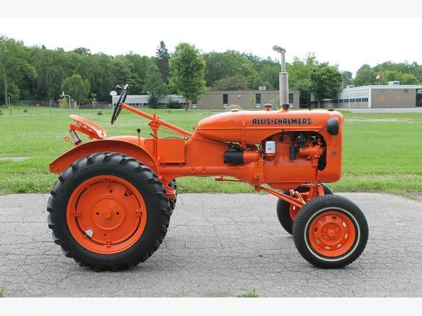1956 Allis Chalmers  B Series Tractor