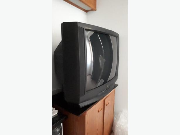 """36"""" JVC TV with remote"""