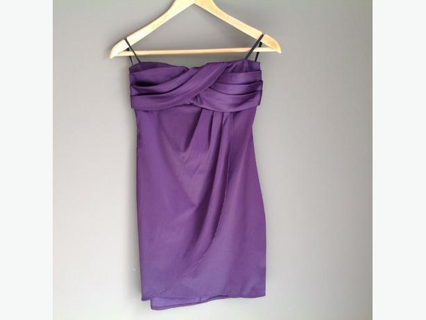 Mystic Strapless Dress -sz S
