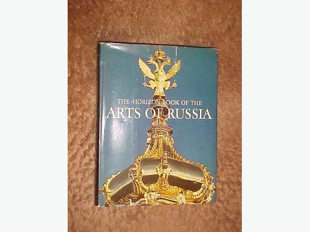 ARTS OF RUSSIA