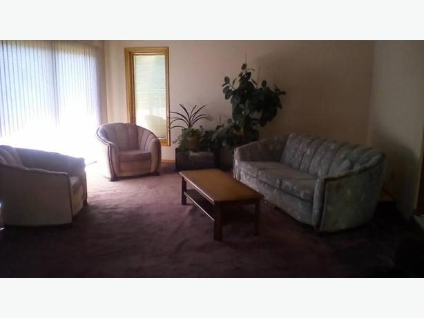 Reupholstered Sofa and 2 Tub Chairs 400.00 OBO