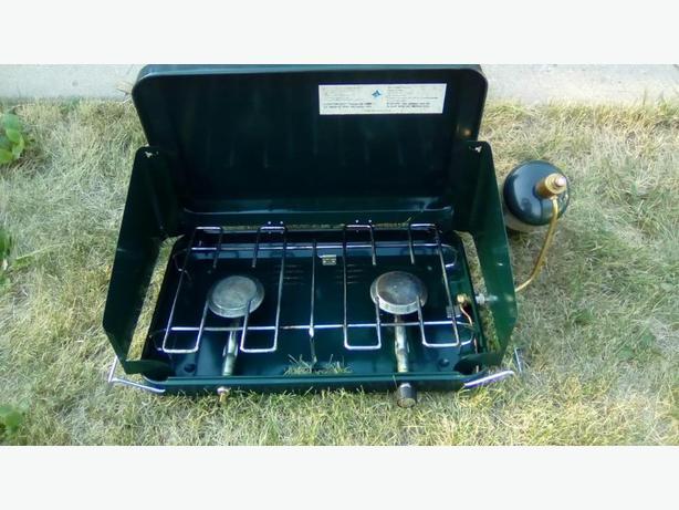propane camping stove