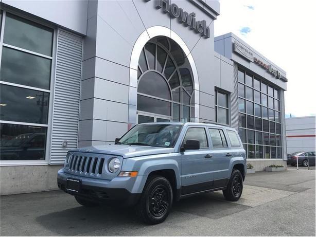 2013 Jeep Patriot Sport/North