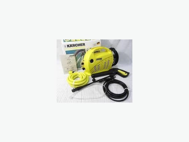 Karcher K 201 pressure washer