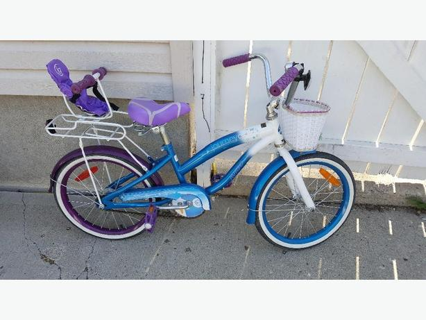Girl's Bike, Excellent condition