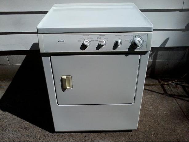 Kenmore Dryer (drop-off possible)