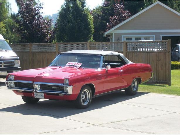 1967 Pontiac Parisienne 2+2