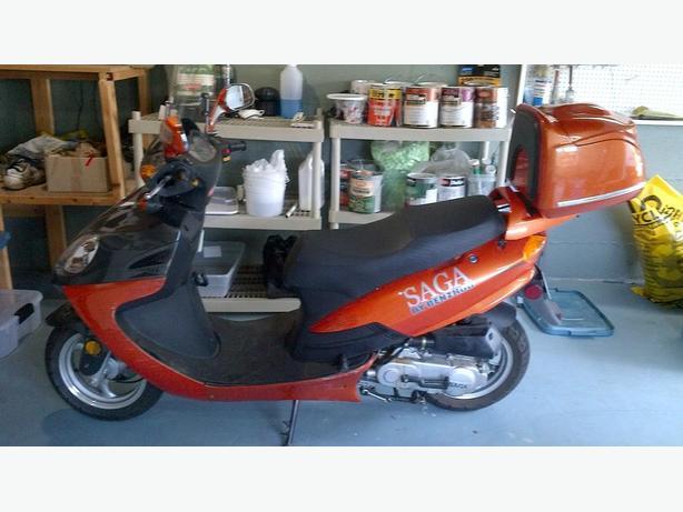 59cc Saga Scooter